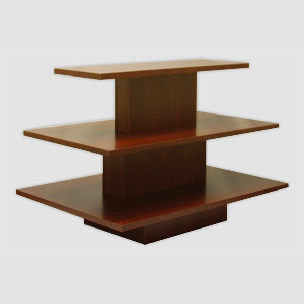 Rectangular shape display table display tables retail for Html display table