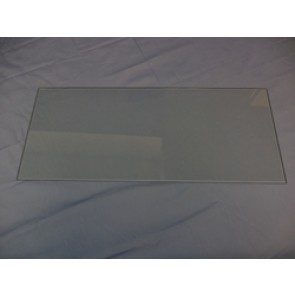 "10"" x 24"" Tempered Glass Shelf"